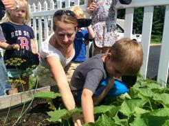 Farm to Table program in Freeport