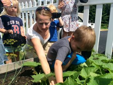 Farm to Table program in Freeport
