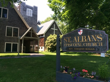 St. Alban's Episcopal Church celebrates 100 year anniversary