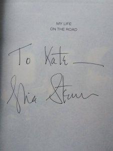Book signature
