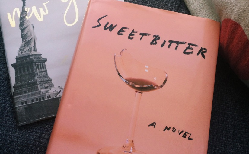 {Book review} Sweetbitter by Stephanie Danler